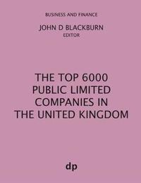The Top 6000 Public Limited Companies in The United Kingdom