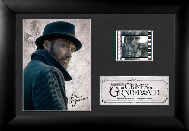 FilmCells: Mini-Cell Frame - Fantastic Beasts 2 (Albus Dumbledore)