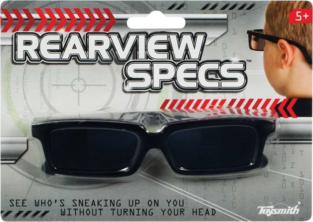Toysmith: Rearview Specs - Spy Toy