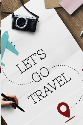 Let's Go Travel by Bateman Press image