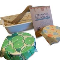 Beeswax Reusable Food Storage Wraps