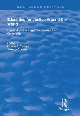 Educating for Justice Around the World by Louise G. Trubek