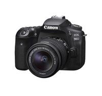 Canon EOS 90D 32.5MP APS-C DSLR Camera 18-135 IS STM Kit