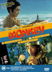 Monkey - Vol. 16 on DVD