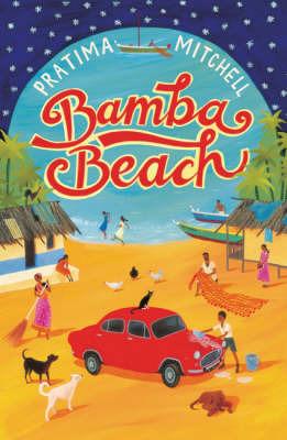 Bamba Beach by Pratima Mitchell