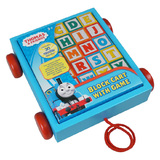 Thomas and Friends - Wooden Block Cart
