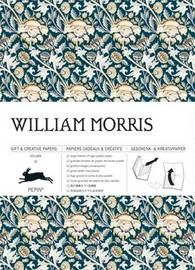 Pepin Press: Gift & Creative Papers - William Morris by Pepin Van Roojen