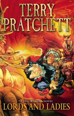 Lords and Ladies (Discworld 14 - The Witches/The Wizards) (UK Ed.) by Terry Pratchett image