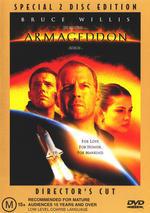 Armageddon (Special Edition) on DVD