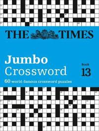 The Times 2 Jumbo Crossword Book 13 by The Times Mind Games