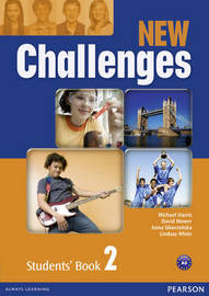 New Challenges 2 Students' Book by Michael Harris