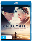 Churchill on Blu-ray