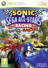 Sonic & SEGA All-Stars Racing (Classics) for Xbox 360