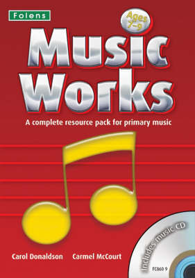 Music Works: Bk. 2 by Carmel McCourt