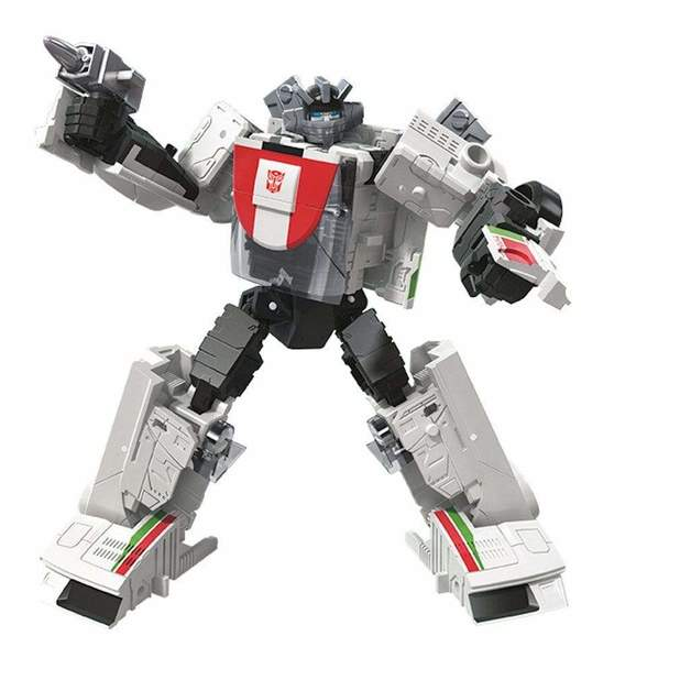 Transformers Generations: War for Cybertron - Deluxe Wheeljack (WFC-E6)