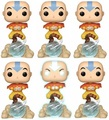 Avatar: Aang (on Air-Scooter) - Pop! Chase Bundle