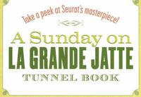 Sunday on La Grande Jatte Tunnel Book by Joan Sommers image