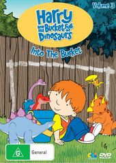 Harry And His Bucket Full Of Dinosaurs - Vol. 3: Into The Bucket  on DVD