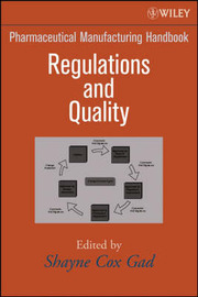 Pharmaceutical Manufacturing Handbook image