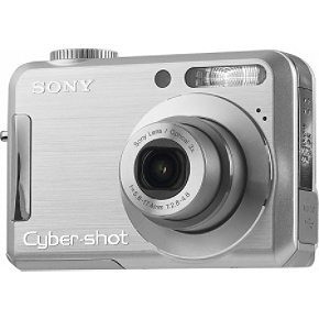 Sony DSCS730 7.2MP Digital Camera image
