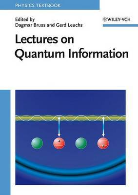 Lectures on Quantum Information image