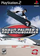 Shaun Palmer's Pro Snowboarder (SH) for PlayStation 2