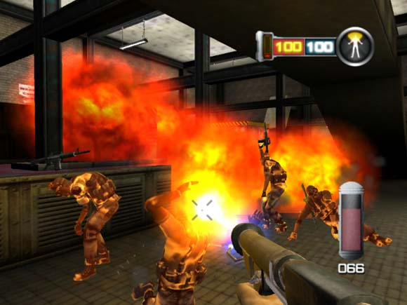 Die Hard: Vendetta for Xbox image