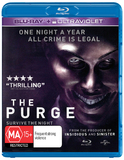 The Purge on Blu-ray, UV