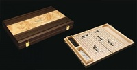 Dal Rossi Go Game with Wooden Case