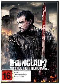 Ironclad 2: Battle For Blood on DVD