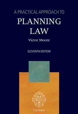 A Practical Approach to Planning Law by Victor Moore image