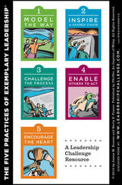 The Leadership Challenge Card by James M Kouzes