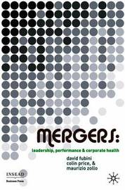 Mergers by David Fubini