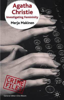 Agatha Christie by Merja Makinen image