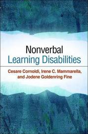 Nonverbal Learning Disabilities by Cesare Cornoldi
