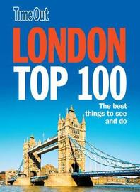 Time Out London Top 100 by Time Out Guides Ltd image