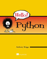 Quick & Easy Python by Anthony Briggs image