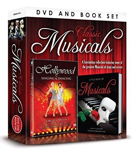 Classic Musicals (Book & DVD Set) image