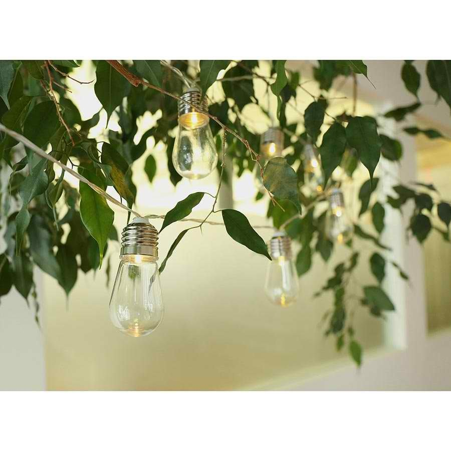 Edison Bulb String Lights image