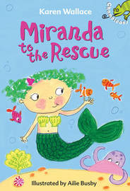 Miranda to the Rescue by Karen Wallace image
