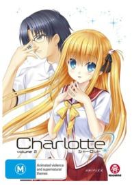 Charlotte: Volume 2 - (Episodes 8-13) on DVD