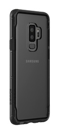 Griffin: Survivor Clear Case for Samsung GS9+ - Black/Smoke