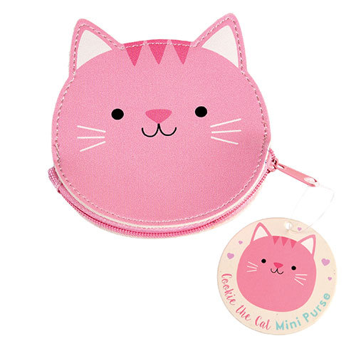 Rex Cookie The Cat Purse
