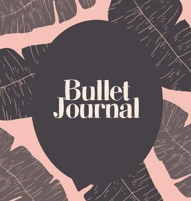 Hardcover Bullet Journal Notebook by Laura Nele