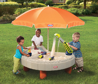 Little Tikes: Builders Bay - Sand & Water Table