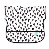 Bumkins: Waterproof Junior Bib - Heart