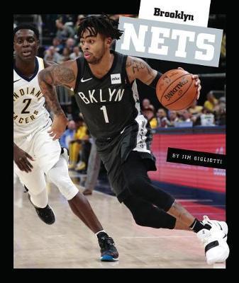 Brooklyn Nets by Jim Gigliotti