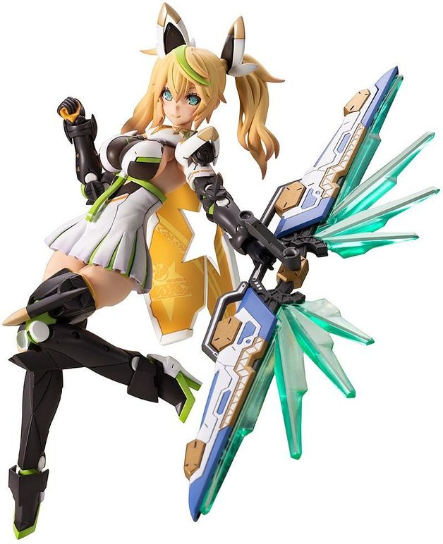 Phantasy Star Online: Jeanne (Stella Innocent Ver.) - Model Kit