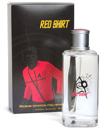 Star Trek Red Shirt Cologne image