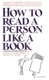 How to Read a Person Like a Book by NIERENBERG image